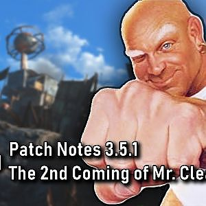 The 2nd Coming of Mr. Clean!